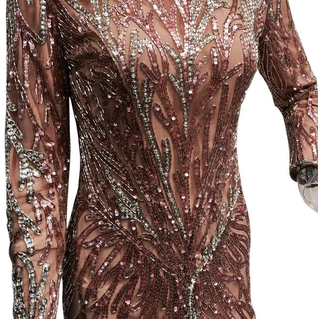 Preload https://img-static.tradesy.com/item/21026731/bob-mackie-nude-vintage-gown-long-formal-dress-size-8-m-0-1-650-650.jpg