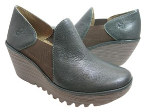 FLY London teal Wedges