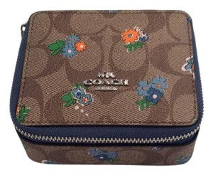 Coach Limited Edition Authentic Coach Small Jewelry Case
