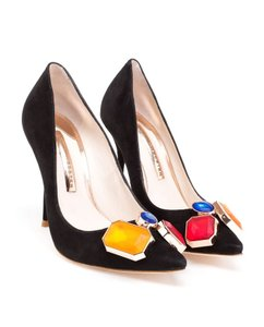 Sophia Webster Black Pumps