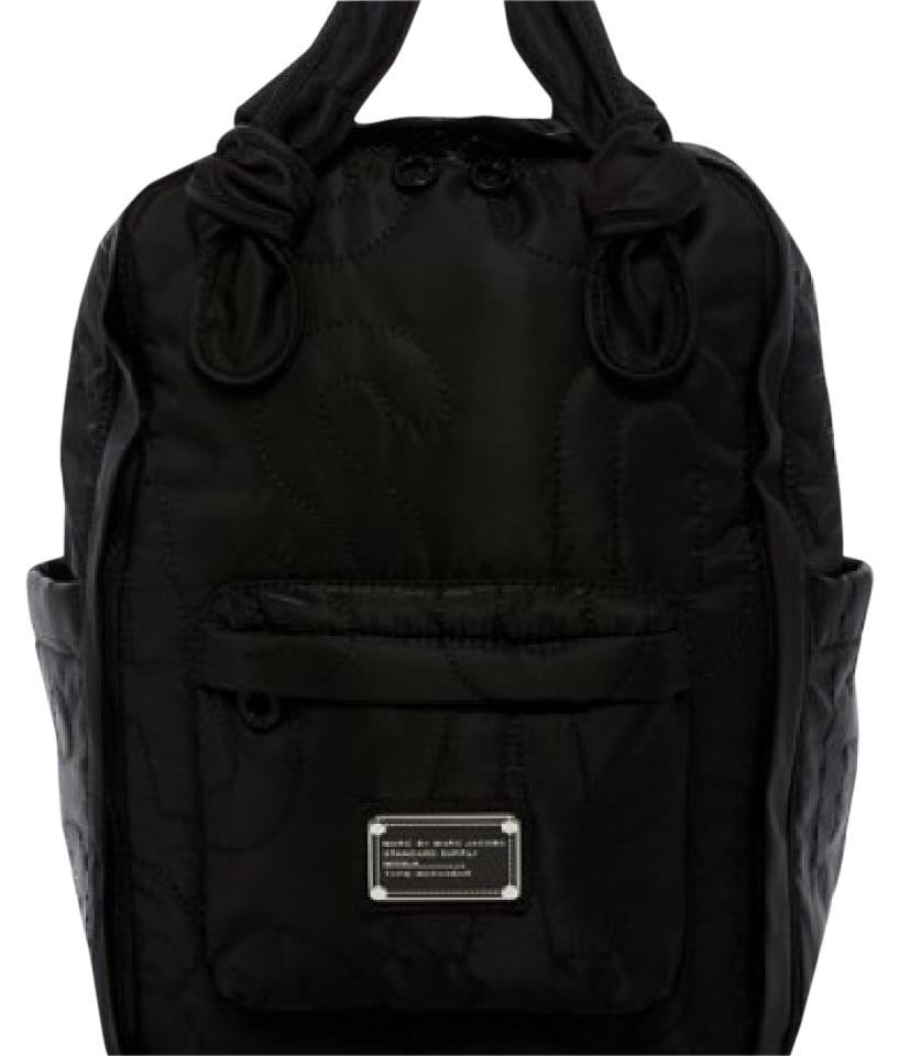 159634b69411 Marc by Marc Jacobs Pretty Knapsack Black Nylon Exterior Polyester ...