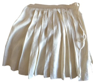 Prada Skirt Cream