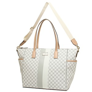 Kate Spade Adiara Penn Place Grey Diaper Bag