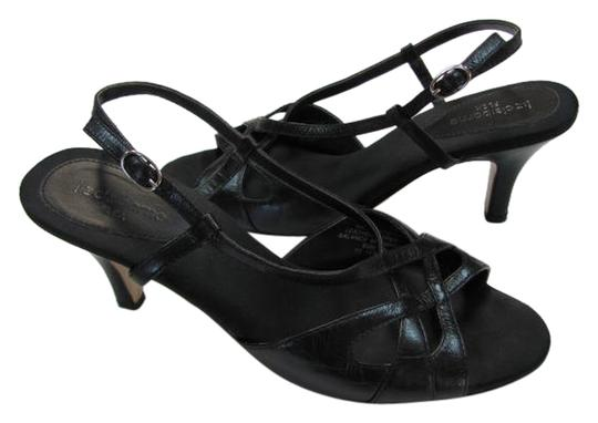 Preload https://item3.tradesy.com/images/liz-claiborne-black-leather-85m-good-condition-sandals-size-us-85-regular-m-b-2102722-0-0.jpg?width=440&height=440