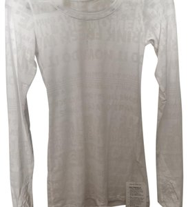 Lululemon lululemon daily practice long sleeve