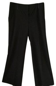 Essentials by ABS Wide Leg Pants Black