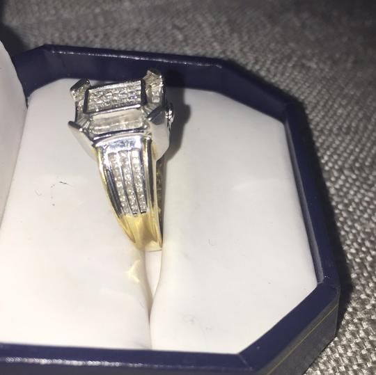 14 KT Gold & Diamonds Stunning Solid 14 KT Gold w/ 1 Carat Total Weight