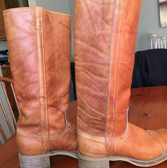Vintage campus boot Brown Boots