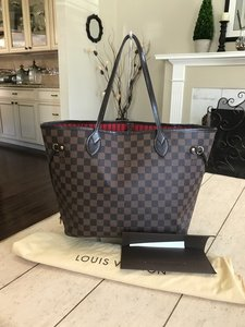 Louis Vuitton Neverfull Totes Handbags Wallet Damier Shoulder Bag