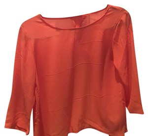 Other Top like a coral/orange