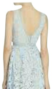 Romeo & Juliet Couture short dress Powder blue on Tradesy
