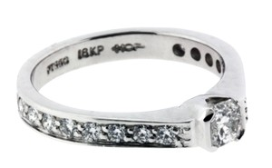 Hearts On Fire Hearts On Fire .70ct Dream Cut Diamond Engagement Ring Platinum & 18k