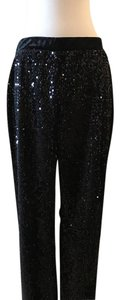 Chico's Capri/Cropped Pants Black