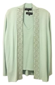 Jones New York Beads Machine Washable Xl Cardigan