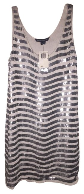 Preload https://img-static.tradesy.com/item/21028119/white-and-silver-serpent-short-cocktail-dress-size-4-s-0-1-650-650.jpg