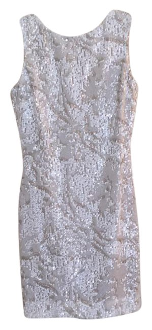 Preload https://img-static.tradesy.com/item/21028180/dress-the-population-white-short-cocktail-dress-size-12-l-0-1-650-650.jpg