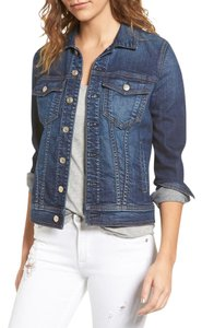7 For All Mankind Seven Jeans Denim Womens Jean Jacket