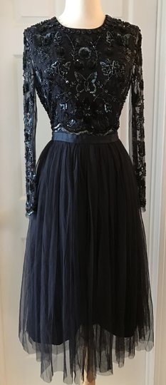 Preload https://img-static.tradesy.com/item/21028331/needle-and-thread-midnight-poly-anthropologie-by-and-bhldn-lida-beaded-sexy-bridesmaidmob-dress-size-0-0-540-540.jpg
