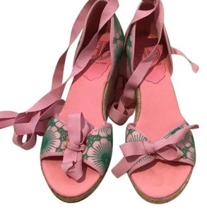 Lilly Pulitzer Wedges