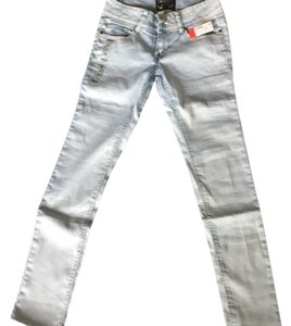 thrill Skinny Jeans-Light Wash