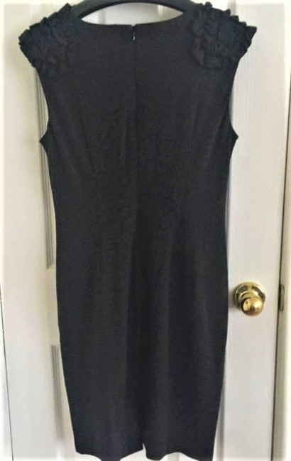 Trina Turk short dress Charcoal Gray on Tradesy