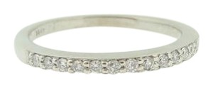 Others Follow Diamond Wedding Band in 14k White Gold