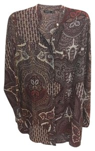 Other Long Paisley Tunic