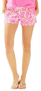 Lilly Pulitzer Lilly Walsh Pulitzer Pink Shorts