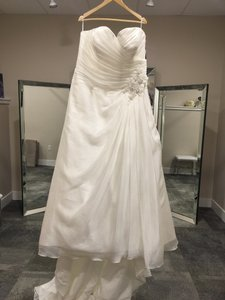 Bonny Bridal Bonny Bridal 1607 Wedding Dress