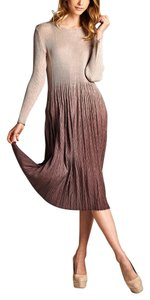 Brown Maxi Dress by Nabisplace