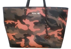 Michael Kors Tote in Camo/multicolor