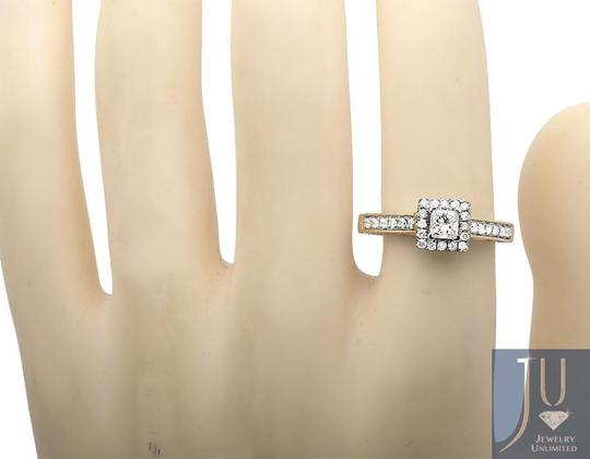 Other 14K White Gold Solitaire Diamond Engagement Ring 1.0ct