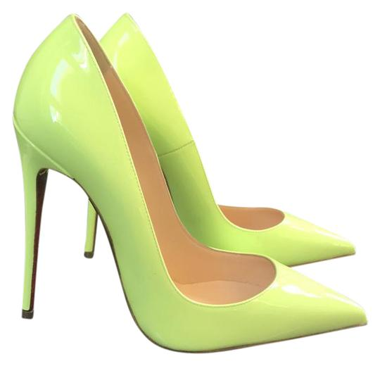 Preload https://img-static.tradesy.com/item/21028960/christian-louboutin-so-kate-neon-yellow-patent-stiletto-36-pumps-size-us-6-regular-m-b-0-1-540-540.jpg