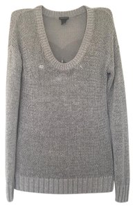 Club Monaco Chunky Knit Loose Fitting Sweater