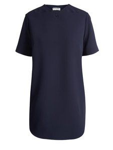 Balenciaga Shirt Sale Top Dark Blue