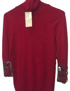 Vertigo Paris Top Deep Red