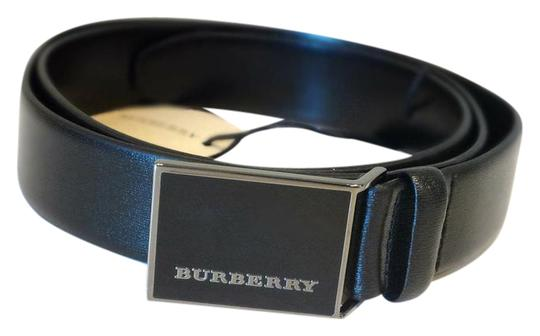 Preload https://img-static.tradesy.com/item/21029160/burberry-black-sale-plain-leather-moe-30mm-buckle-size-3075-made-in-italy-belt-0-1-540-540.jpg