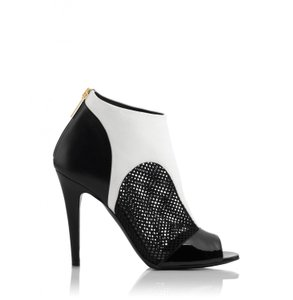 Tamara Mellon Black/White Boots