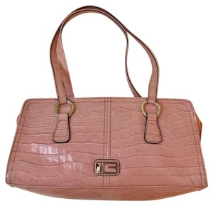 Guess Satchel in pink
