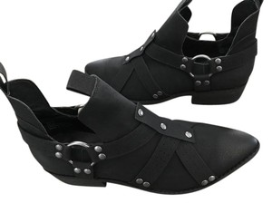 Coconuts by Matisse Knox Buckle Imported Black Boots
