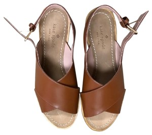 Kate Spade brown Sandals