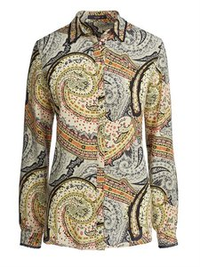 Etro Sale Shirt Top Beige