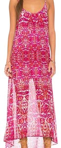 pomegranate punch Maxi Dress by Show Me Your Mumu