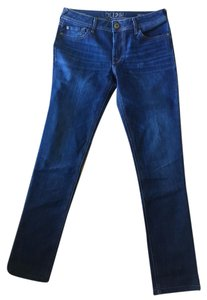 DL1961 Cigarette Denim Designer Straight Leg Jeans-Medium Wash