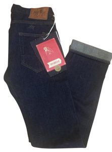 PRPS Men's Men's Straight Leg Jeans-Dark Rinse
