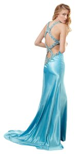 Jasz Couture Prom Pageant Formal Beaded Embellished Dress