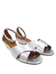Marc by Marc Jacobs silver Sandals