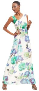 Green multi Maxi Dress by Nine West