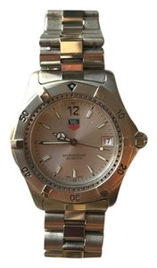 TAG Heuer Tag Heuer Professional Stainless Steel Watch