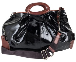 Marni Satchel in black & brown